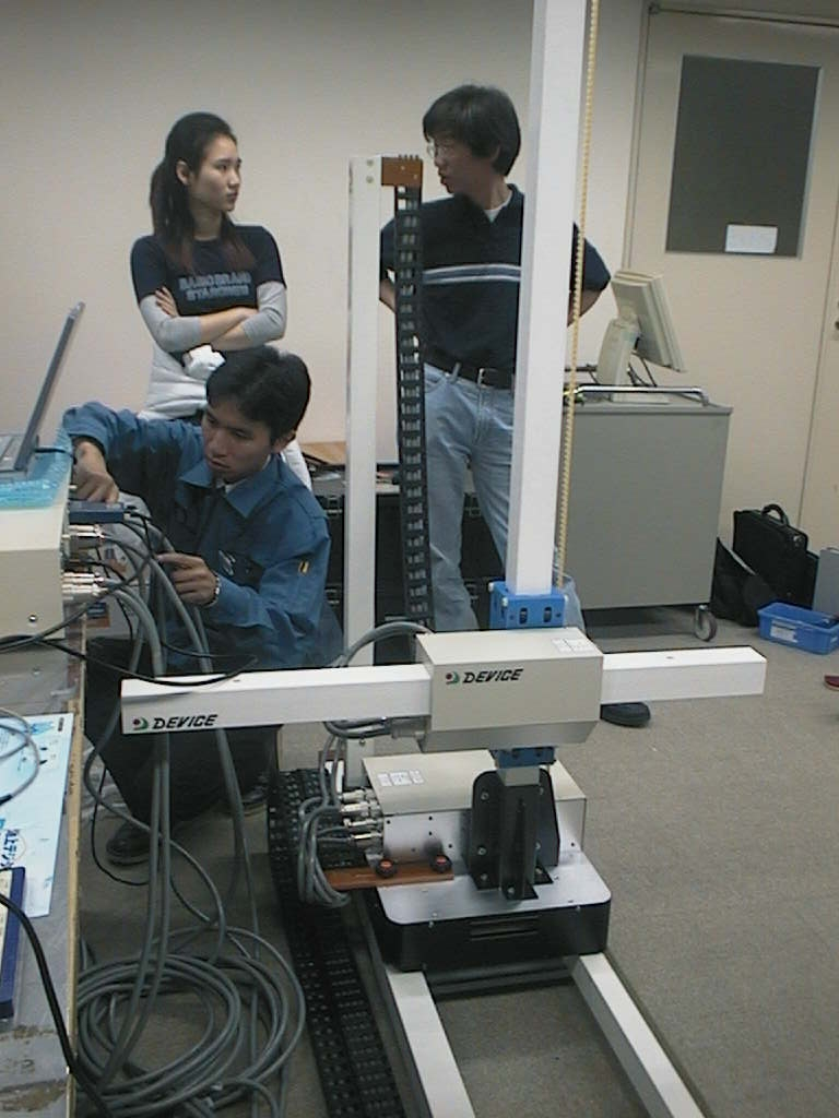 Agilent Network Simulator : Equipment of takada laboratory